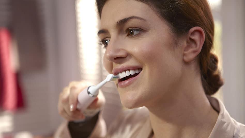Zähne reinigen Zähne putzen
