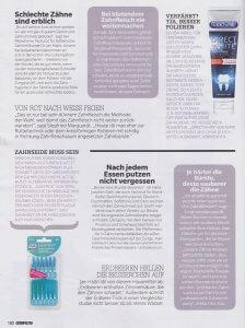 Zahnärzte Artikel in der Cosmopolitan - Seite 2