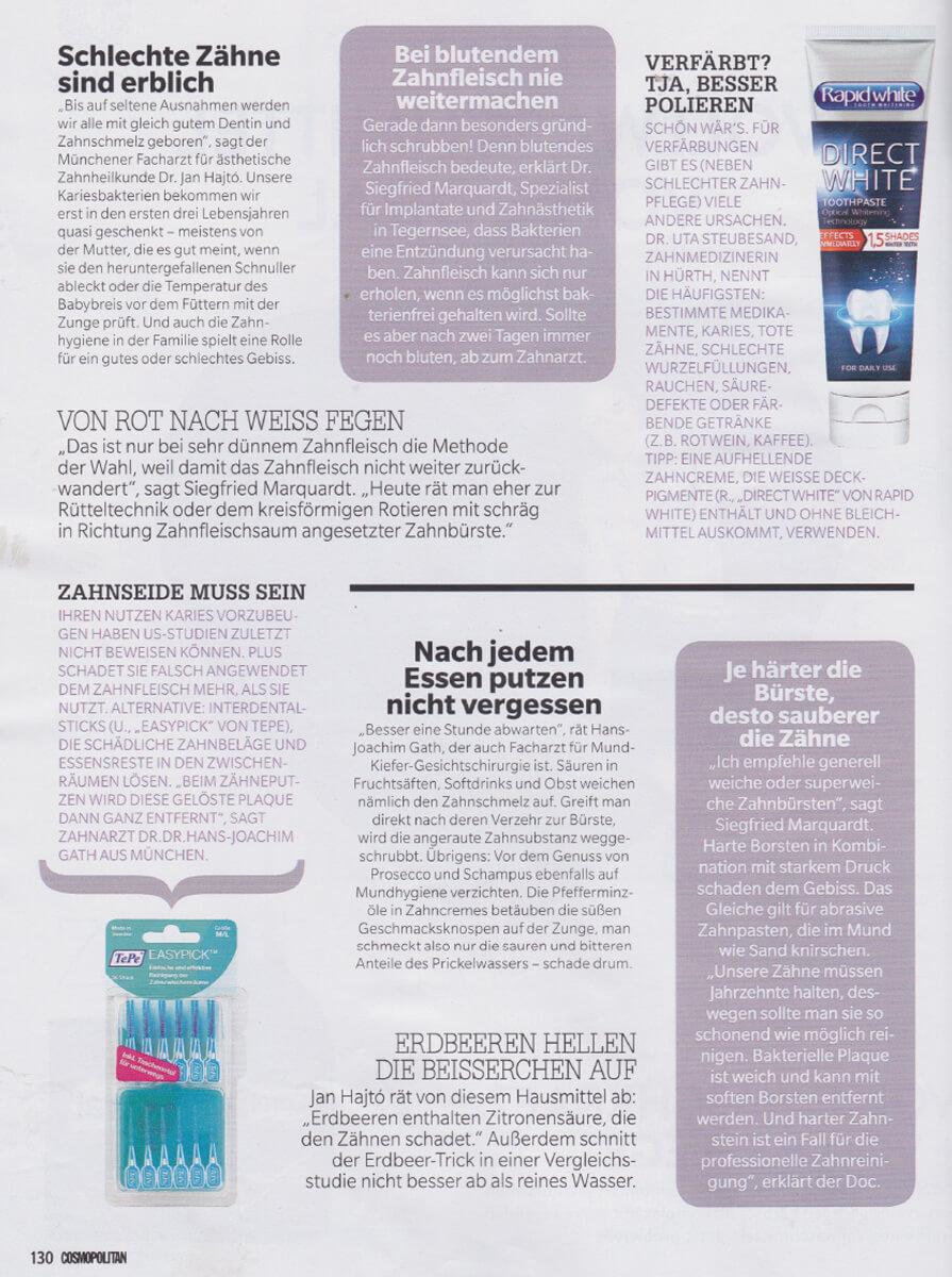 Cosmopolitan Oktober 2016