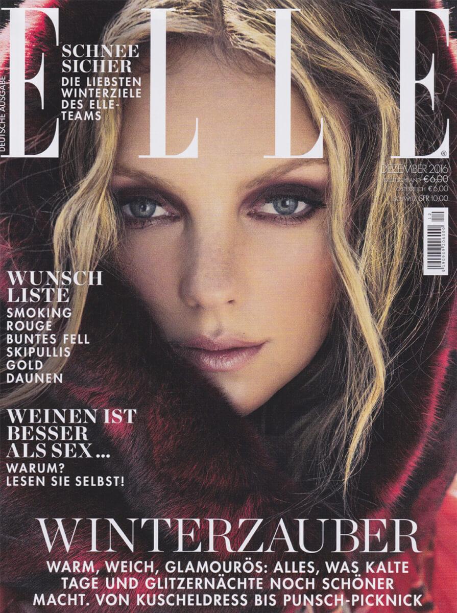 Elle Dezember 2016