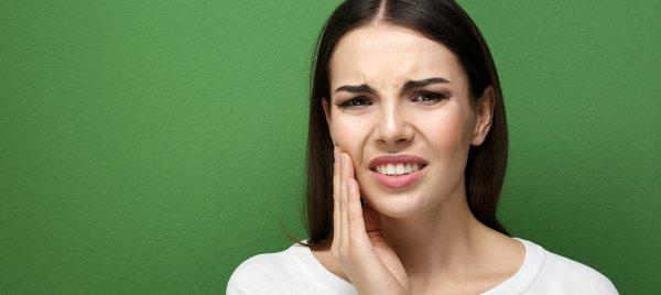 Zahnschmerzen Kälte und Säure